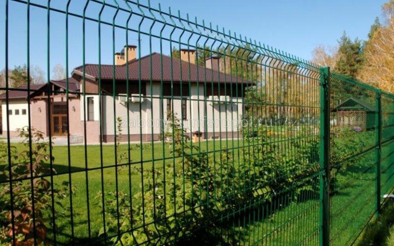 3д забор в Симферополе